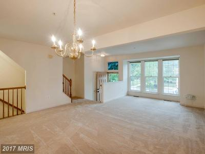 Waldorf Townhouse For Sale: 2738 Albermarle Place