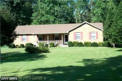 La Plata Single Family Home For Sale: 8555 Turkey Hill Road