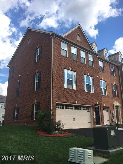 Waldorf Townhouse For Sale: 12209 Montreat Place