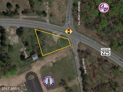 La Plata Residential Lots & Land For Sale: 7835 Hawthorne Road
