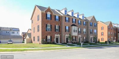 Waldorf Townhouse For Sale: 5696 River Shark Lane