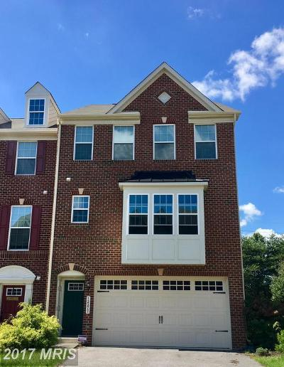 Waldorf Townhouse For Sale: 12277 Broadstone Place