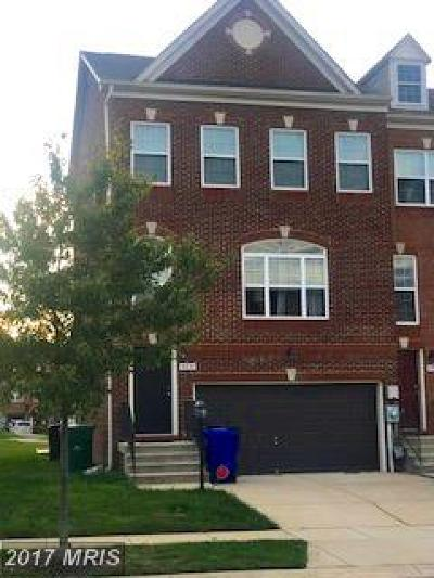 Waldorf Condo For Sale: 4920 Olympia Place