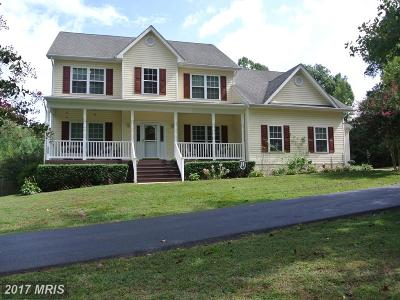 Hughesville Single Family Home For Sale: 6890 Barney Drive