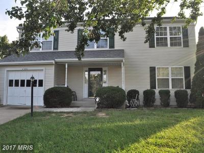 Charles Single Family Home For Sale: 2690 Wye Court