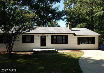 Charles Single Family Home For Sale: 9390 Frances Street
