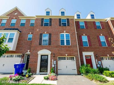 Waldorf Townhouse For Sale: 12295 Broadstone Place