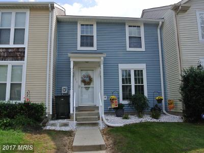 La Plata Townhouse For Sale: 104 Wood Duck Circle
