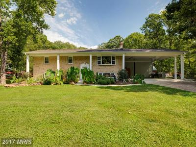 White Plains Single Family Home For Sale: 9568 Randall Drive