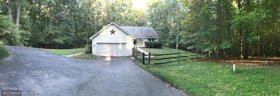 Hughesville Single Family Home For Sale: 6165 Trotters Glen Drive