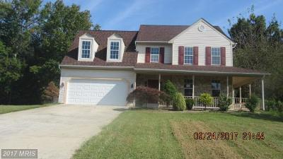 Waldorf Single Family Home For Sale: 2787 Pinewood Drive