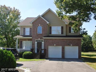 Waldorf Single Family Home For Sale: 12577 Sub Station Road