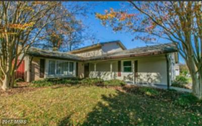 Waldorf Single Family Home For Sale: 1510 Nicholas Road