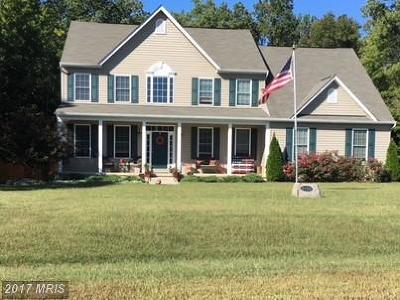 Hughesville Single Family Home For Sale: 7224 Jockey Court