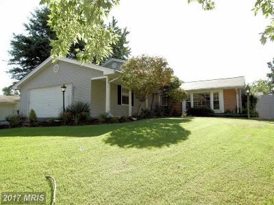 Waldorf Single Family Home For Sale: 2712 Pinewood Drive
