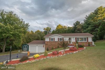 White Plains Single Family Home For Sale: 8495 Billingsley Road