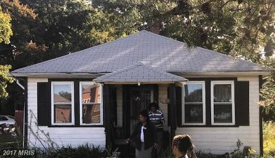 Indian Head Single Family Home For Sale: 3430 Livingston Road