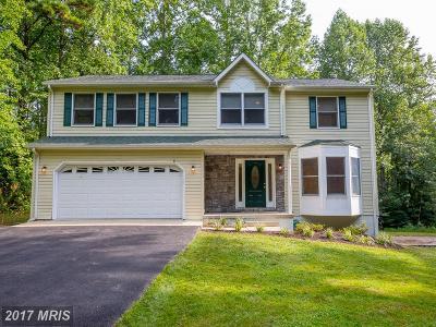 Brandywine Single Family Home For Sale: 16240 Inheritance Drive