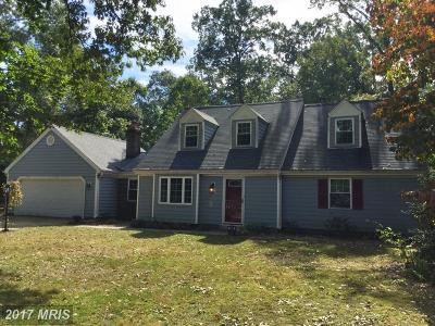 Waldorf Single Family Home For Sale: 3440 Tulip Tree Court