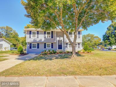 Waldorf Single Family Home For Sale: 816 Brandon Road