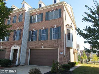 Waldorf Townhouse For Sale: 11505 Scotch Hills Place
