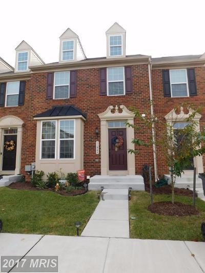 Waldorf Townhouse For Sale: 11984 Roy Hobbs Place