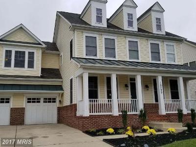 Waldorf Single Family Home For Sale: 12135 Pawtuckett Lane