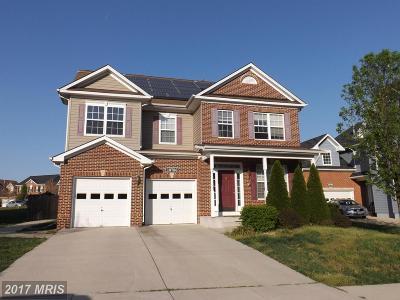 Waldorf Single Family Home For Sale: 10786 Cheryl Turn