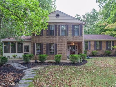 La Plata Single Family Home For Sale: 9454 Silver Oak Road