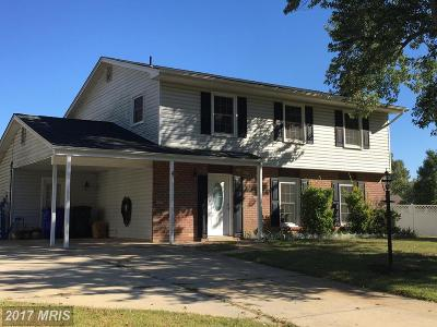 Waldorf Single Family Home For Sale: 4 Blackpool Circle