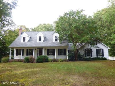 La Plata Single Family Home For Sale: 11320 Dobbins Lane