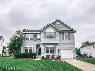 Waldorf Single Family Home For Sale: 4306 Eagle Trace Court