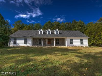 Hughesville Single Family Home For Sale: 6295 Swan Harbour Court
