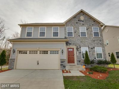 Waldorf Single Family Home For Sale: 5475 Saint Rita Drive