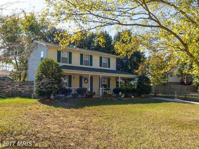 Waldorf Single Family Home For Sale: 2205 Bridle Path Drive
