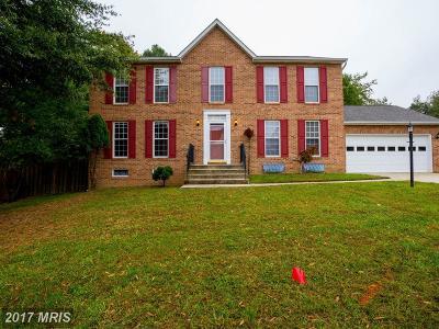 Waldorf Single Family Home For Sale: 2512 Ryce Drive