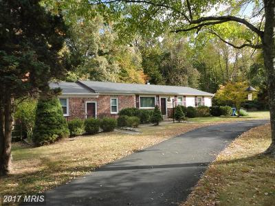 White Plains Single Family Home For Sale: 3900 Countryside Lane