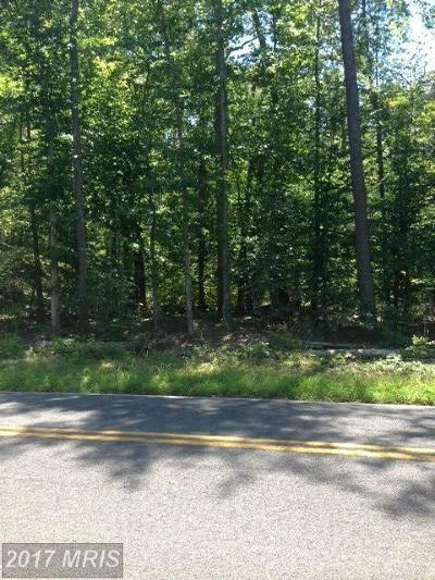 La Plata MD Residential Lots & Land For Sale: $140,000
