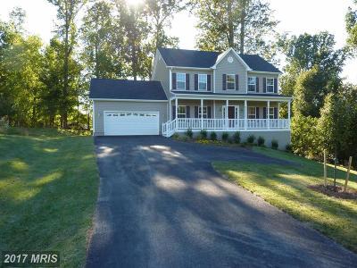 La Plata Single Family Home For Sale: 9188 Mimosa Drive
