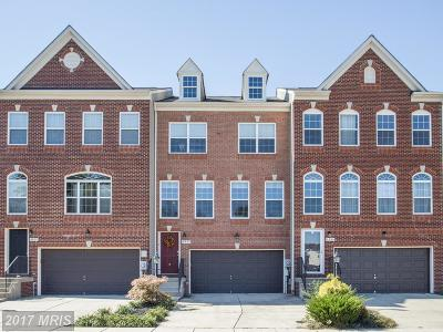 Waldorf Townhouse For Sale: 4922 Olympia Place