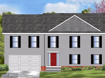 Charles Single Family Home For Sale: Lot 5 Field O'mary Place