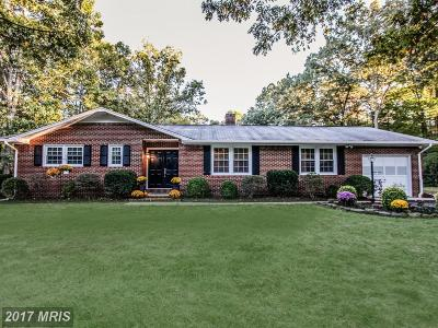 Hughesville Single Family Home For Sale: 15255 Deborah Drive