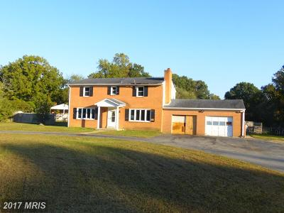 Waldorf Single Family Home For Sale: 3644 Woodley Road