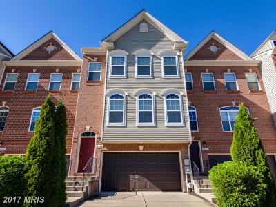 Waldorf Townhouse For Sale: 5063 Ottawa Park Place