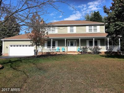 Waldorf Single Family Home For Sale: 3224 Captain Dement Drive