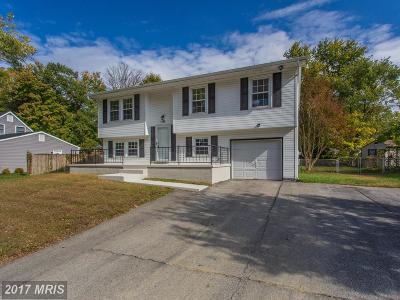 Waldorf Single Family Home For Sale: 430 University Drive
