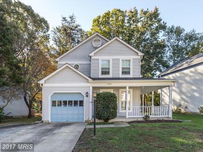 Waldorf Single Family Home For Sale: 4223 Mockingbird Circle