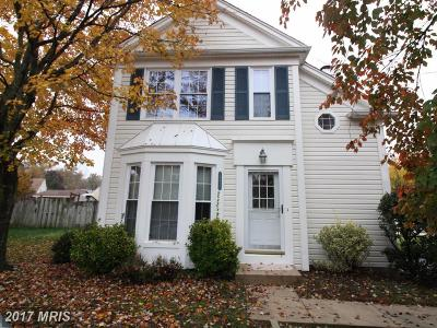 Waldorf Single Family Home For Sale: 3463 Barberry Place
