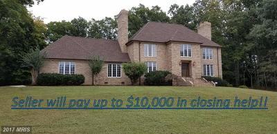 La Plata Single Family Home For Sale: 11318 Shannon Court