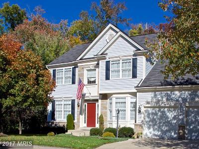 Waldorf Single Family Home For Sale: 2586 Merganser Court